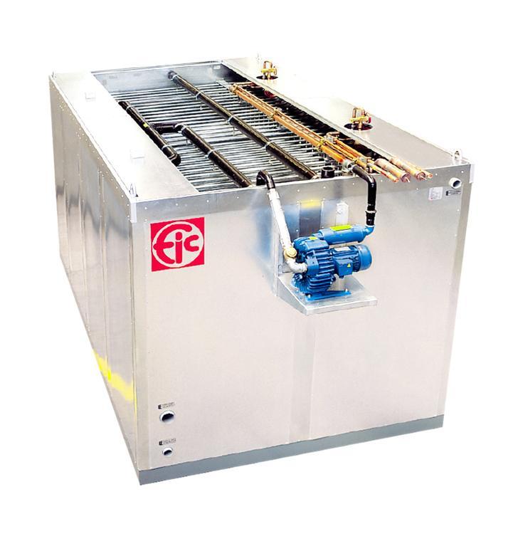 Льдоаккумулятор (генератор ледяной воды)